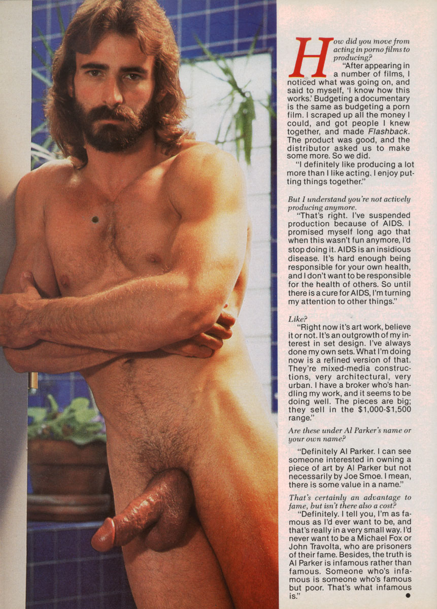 Al Parker Gay Porn little house of ill repute: retro hot guys